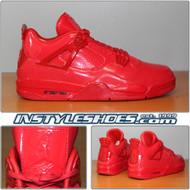 Air Jordan 11Lab4 University Red 719864-600
