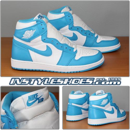 Nike Air Jordan 1 OG High UNC 555088-117