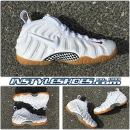 Air Foamposite Pro White Gum 624042-102 Gucci