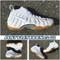 Air Foamposite Pro White Gum 624042-102 Gucci