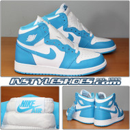 Air Jordan 1 High GS UNC 575441-117