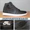 Air Jordan 1 OG High Black White 555088-006