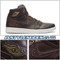 Air Jordan I PINNACLE 705075-205 Brown Leather