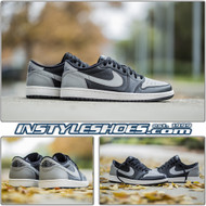 Air Jordan 1 Low OG Shadow 705329-003