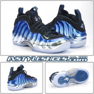 Air Foamposite One Blue Mirror 575420-008
