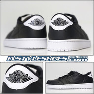 Air Jordan 1 Low OG Black White 705329-010