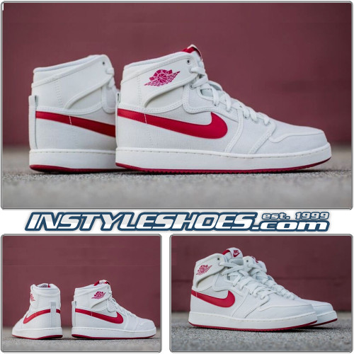 Air Jordan 1 KO Varsity Red 638471-102