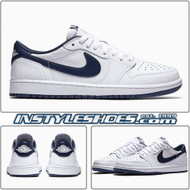 Air Jordan 1 Low OG Midnight Navy 705329-106
