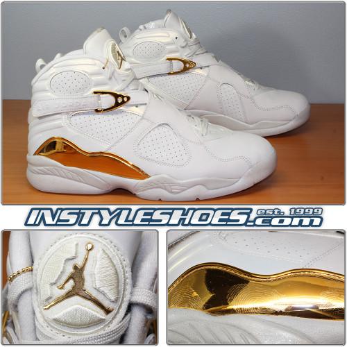 Air Jordan 8 Champagne 832821-030