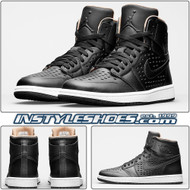 Air Jordan 1 High Black Vachetta 845018-030