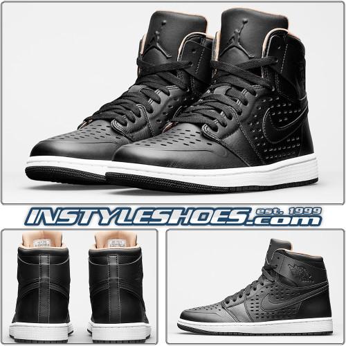 Air Jordan 1 High Black Vachetta 845018-030