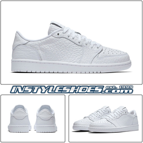 Air Jordan 1 Low NS White 872782-100
