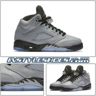 Air Jordan 5 GS Wolf Grey 440892-008
