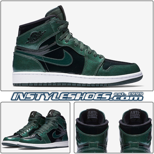 Air Jordan 1 High Grove Green 332550-300