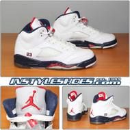 Air Jordan 5 GS Independence Day 440888-103