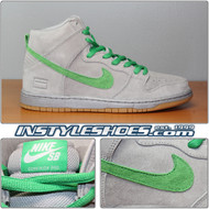 Nike Dunk SB High Grey Box 313171-039