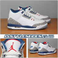 Air Jordan 3 GS True Blue 854261 106