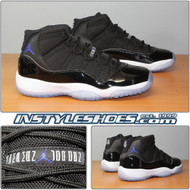 Air Jordan 11 GS Space Jam 378038-003