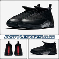 Air Jordan XV Black Varsity Red 881429-001