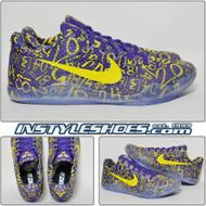 Nike Kobe XI (11) Mamba Day iD - Purple/Gold