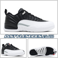 Air Jordan 12 Low Playoffs 308317-004