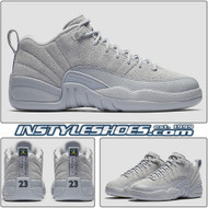 Air Jordan 12 Low GS Wolf Grey 308305-002