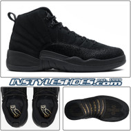 Air Jordan XII (12) Retro - Black OVO - Drake - 873864‌-‌032