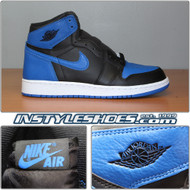 Air Jordan 1 GS OG Black Royal 575441-007