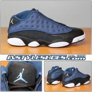 Air Jordan 13 Low Brave Blue 310810-407