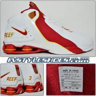 Nike Shox Jump Off Shareef Abdur-Rahim PE Atlanta Hawks