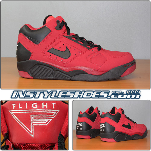 Air Flight Lite Varsity Red 318644-601
