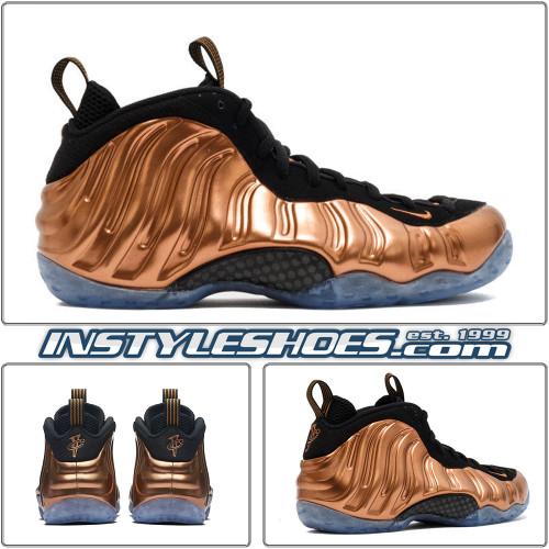 Air Foamposite One Copper 314996-007