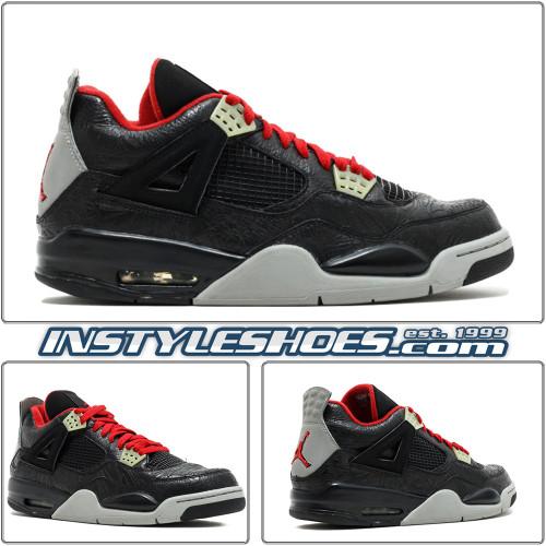Air Jordan 4 Laser Black 312255-061