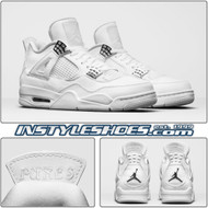 Air Jordan 4 Pure Money 308497-100