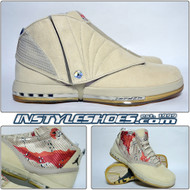 Air Jordan XVI (16) Veterans Day PE - Cream