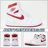 Air Jordan 1 High OG Red Metallic 555088-103