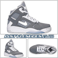 Air Flight Lite High Cool Grey 329984-004