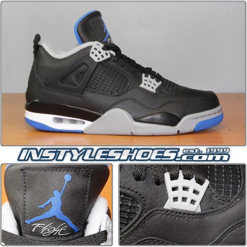 Air Jordan 4 Alternate Motorsports 308497-006