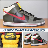 SB Dunk High Boba Fett 313171-361