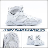 Air Jordan 7 Pure Money Platinum 304775-120