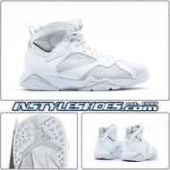 Air Jordan 7 Pure Money Platinum 304775-120
