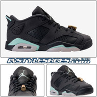 Air Jordan 6 Low GS Mint Foam 768878-015