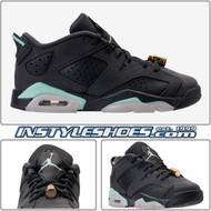 Air Jordan 6 Low GS Mint Foam 768878-015