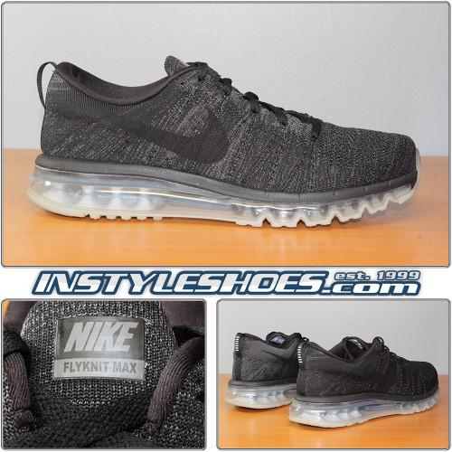 Nike Flyknit Max Black 620469-010