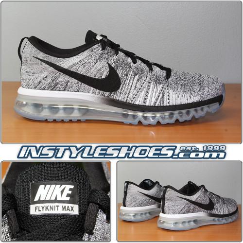 Nike Flyknit Max Oreo 620469-102
