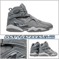 Air Jordan 8 Cool Grey 305381-014
