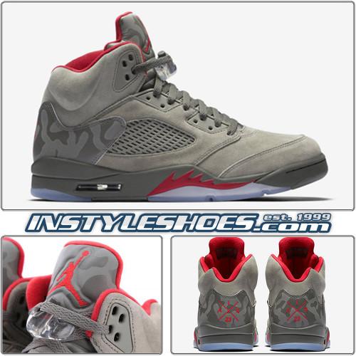 Air Jordan 5 Camo  136027-051