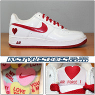 Wmns Air Force One Valentines Day 307109-161