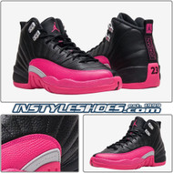 Air Jordan 12 GS Deadly Pink 510815-026