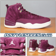 Air Jordan 12 Bordeaux 130690-617